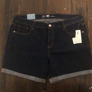 NWT ON Denim Shorts
